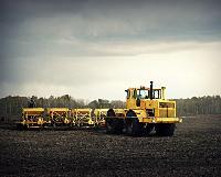 Осенний сев в Пензенской области