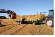 Прицепы для перевозки рулонов от 7 до 13 тонн